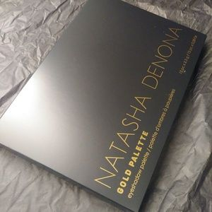 New authentic Natasha Denona gold palette